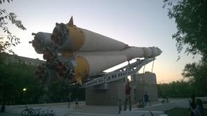 Soyuz Baikonur
